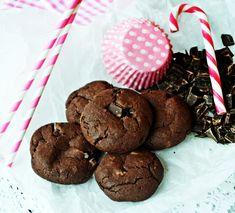 Gyors, puha, csokoládés mennyország... Hungarian Recipes, Cake Cookies, Nutella, Biscuits, Cupcake, Muffin, Food And Drink, Healthy Eating, Favorite Recipes