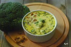 Pasja tworzenia: Zupa serowa z brokułami Cheeseburger Chowder, Cheddar, Food And Drink, Diet, Kitchen, Recipes, Foods, Drinks, Salad