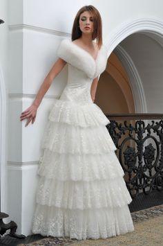 Свадебное платье Ярославна зима Wedding Boutiquesamazing Dresseswedding