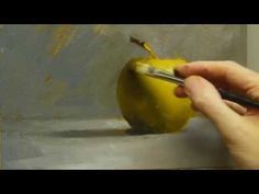 Acrylic painting techniques - Light & shade (Part 1 of 2) HD - YouTube