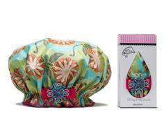 Shower Caps: Dry Divas Shower Cap Diva Mandarin Blossom -> BUY IT NOW ONLY: $44.56 on eBay!