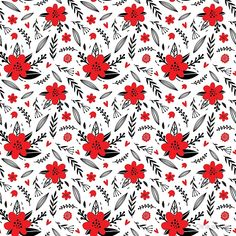 'pattern abstract hand drawn flowers' by Chris olivier Hand Drawn Flowers, Framed Prints, Canvas Prints, Dresses With Leggings, Wall Tapestry, Decorative Throw Pillows, How To Draw Hands, Iphone Cases, Artists