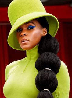 Fenty Beauty Fussy - New Gloss Bomb Makeup Drop! Black Women Art, Beautiful Black Women, Beautiful People, Short Hair Cuts, Short Hair Styles, Curly Crochet Hair Styles, Meagan Good, Pretty Black Girls, African American Hairstyles