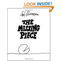 Amazon.com: The Missing Piece (An Ursula Nordstrom Book) (9780060256715): Shel Silverstein: Books
