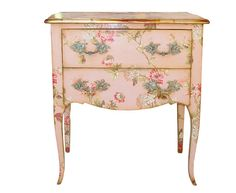 Fantastic floral furniture - bring the garden inside!