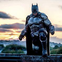 Amazing Batman by Order 66 Creatures and EffectsPhoto by Kamil Krawczak Official Real Batman, Batman Fan Art, Batman Y Superman, Batman Armor, Batman Suit, Batman Poster, Batman Arkham City, Gotham, Batman Costumes