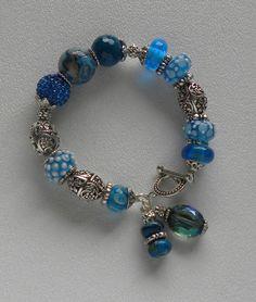 Dayana Handmade Beaded Bracelet by bdzzledbeadedjewelry on Etsy, $35.00