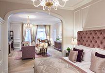 Alster Suite im Fairmont Hotel Vier Jahreszeiten Hamburg