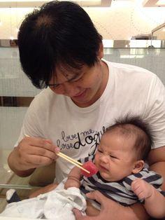 JJ doesn't like raw food !