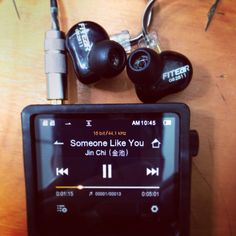 Fitear togo334 +ak100, the best direct setup for now...