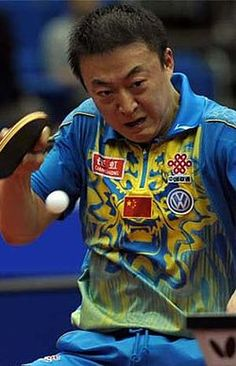 Ma Lin - Table Tennis - Beijing Olympics 2008 - Mens Singles & Team ~ Athens Olympics 2004 - Mens Doubles