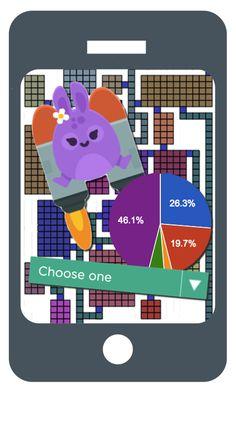 Iedereen kan informatica leren. Maak games, apps en kunst met code.