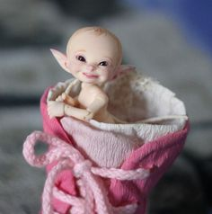 Thistleberry Wee Folk by Chocoholix @ flickr.com