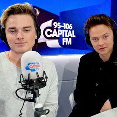 Jack and Conor Maynard