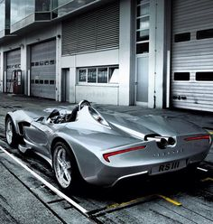 Veritas Roadster [Future Cars: http://futuristicnews.com/category/future-transportation/]