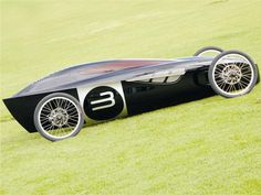 2007 ASTON MARTIN ZER-BLACK GRAVITY RACER - Side Profile - 91088