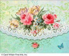 Bright Roses Portfolio - carolsrosegarden.com