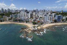 Galeria Fotos aéreas de Salvador e estádio Arena Fonte Nova | Salvador, Bahia, Brazil, Brasil