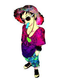 Luffy+render+by+namibekkklein.deviantart.com+on+@DeviantArt