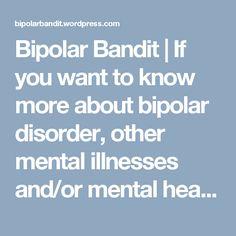 bipolar disorder depression test quiz