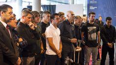 2014-04-25 El primer equipo de fútbol del FC Barcelona homenajea a Tito Vilanova (4239×2385)