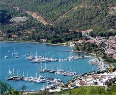 Gocek. Turkey Area, Turkey Images, Marmaris, Places To Visit, Coast, River, Outdoor, Trips, Google Search
