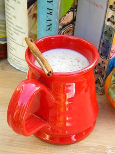 Cinnamon-Vanilla-Earl Grey Latte