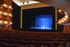 Opernhaus Düsseldorf / Deutsche Oper am Rhein. Foto: Daniel Senzek