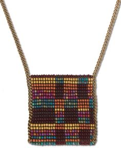 NEW! Brick Road Bead Necklace #fairtrade #soulflower