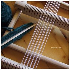 The vocab of weaving