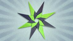 Origami New-Found Hope Star (Andrey Hechuev)