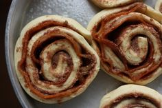 Bacon Cinnamon Rolls! This is so evil it would have to only be for birthday or thanksgiving.