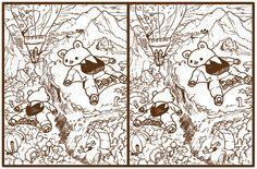 owabird Illustration Blog: 間違い探し6