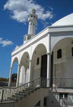 Mosque in Foz do Iguaçu, Brazil
