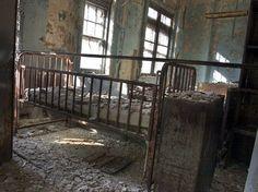 Haunted Pennhurst State School and Hospital
