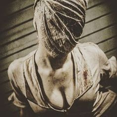 Ah the infamous Silent Hill nurses are the more sexy scary or both? #hauntedelementary #hauntedhouse #sexy #creepy #nurse