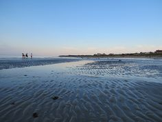 Corporation Beach ~ Dennis, Cape Cod.  Unlike some, Dennis is blessed with bay side and sound side beaches.