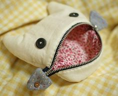 Image result for diy earbud pouch