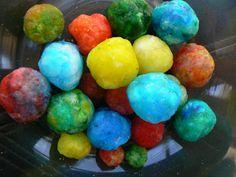 Free Fun in Austin: Free Fun at Home: DIY Bouncy Balls
