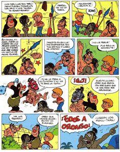 Los comics de Machete: Mampato y Ogú: Rapanui Character Design, Comic Books, Easter Island, Wolves, Islands, Drawing Cartoons, Comic Book, Comics, Comic
