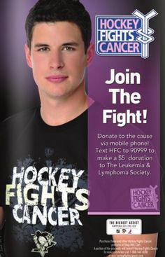 Sidney Crosby - Hockey Fights Cancer Pens Hockey, Hockey Stuff, Pittsburgh Sports, Pittsburgh Penguins Hockey, Hockey Baby, Ice Hockey, Penguins Players, Hockey Rules, Lets Go Pens