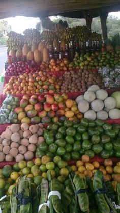 Frutas tropicales Nicaragua