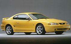 1998 Mustang Cobra SVT