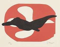 Eau-forte et aquatinte - Georges Braque -