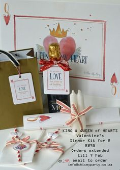 Valentine's dinner kit for 2 https://m.facebook.com/story.php?story_fbid=968273283210667&substory_index=0&id=847752698596060