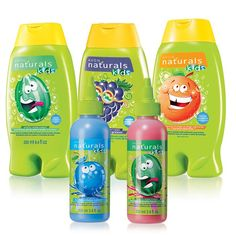 Make bath time playtime! Gentle body care that kids can use every day!A $25 value, the collection includes:• 3 Body Wash & Bubble Bath – Outgoing Orange, Groovy Grape and Wacky Watermelon. Each 8.4 fl. oz. with a $5 value.• 2 Finger Paints – Bursting Berry and Wacky Watermelon. Each 3.4 fl. oz. a $5 value Ages 3 and up. Dermatologist and ophthalmologist tested. Hypoallergenic.