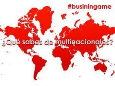 Gaming Multinacionales en España de @Busining