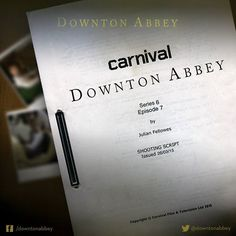 It's #DowntonNight!  #Downton #DowntonAbbey #BehindTheScenes #TheFinalSeries