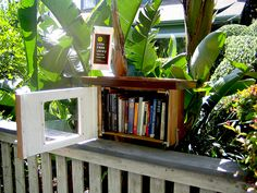 The Little Free Library movement