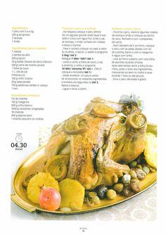 Revista bimby pt-s01-0005 - novembro 2008 Laser, Pickles, Cucumber, Sugar, Meat, Chicken, November Born, Pisces, Oven